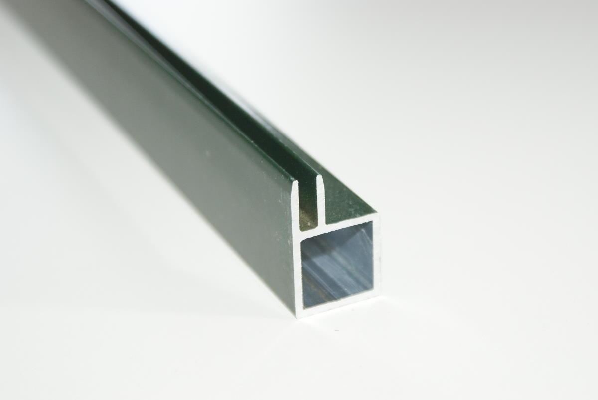 aluminium vierkant rohr. Black Bedroom Furniture Sets. Home Design Ideas