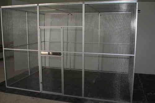 vogelvoliere f r drau en kaufen. Black Bedroom Furniture Sets. Home Design Ideas