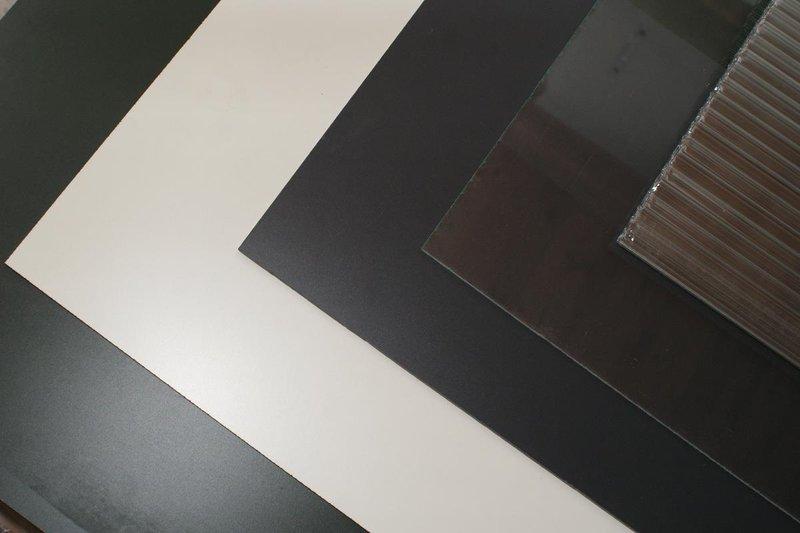 alu verbundplatten 3mm in verschiedenen farben nur im shop. Black Bedroom Furniture Sets. Home Design Ideas